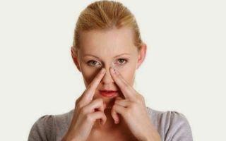 Отёк носа без насморка: причины затруднённого дыхания, профилактика