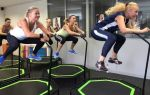 Фитнес на батуте: преимущества, базовые упражнения для похудения