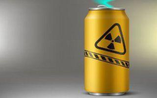 Энергетические напитки: опасность продукта для здоровья человека
